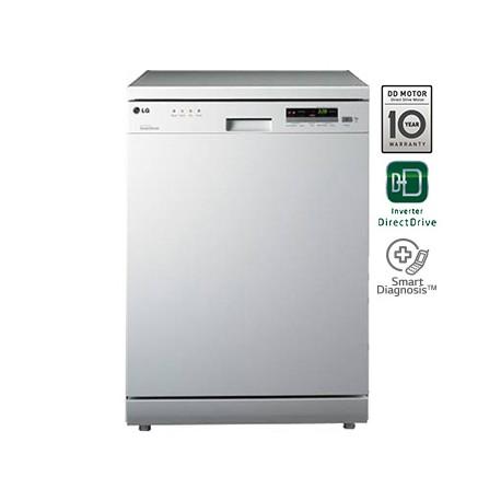 ماشین ظرفشویی 14 نفره ال جی مدل D1451WF