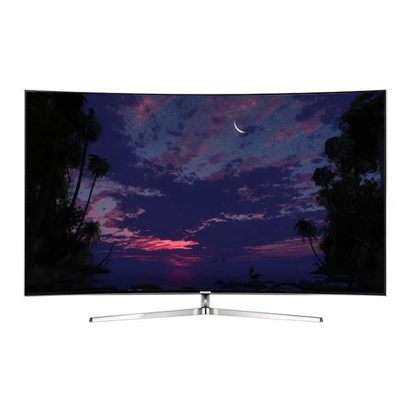 تلویزیون هوشمند 55 اینچ سامسونگ با کیفیت 4K، مدل KS9995 با ضمانت سام سرویس