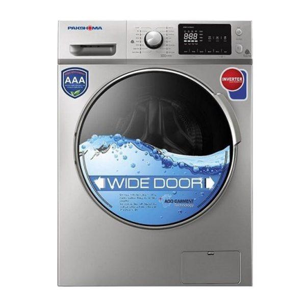 ماشین لباسشویی 9کیلو گرمی پاکشوما مدل TFI-93402 ST با ضمانت پاک سرویس