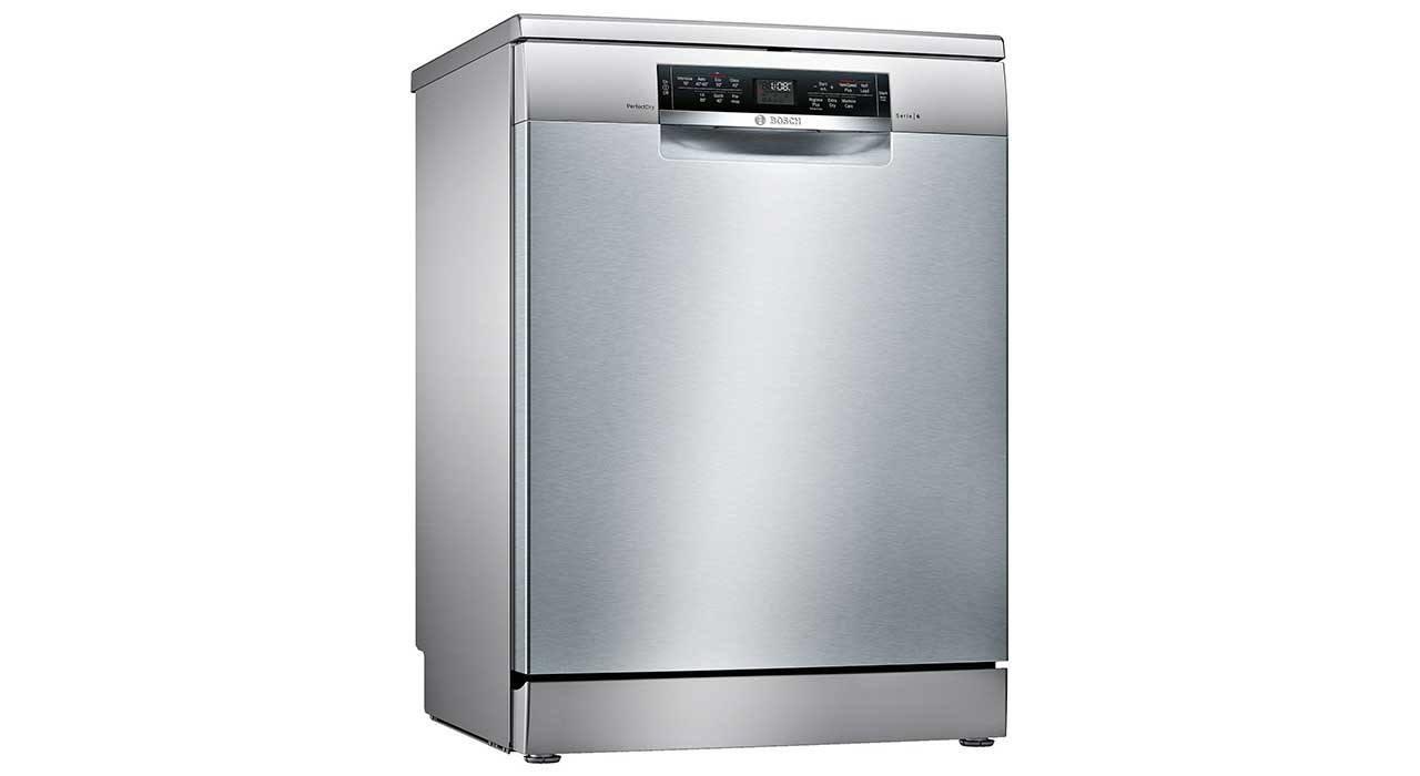 ماشین ظرفشویی ایستاده بوش مدل Bosch Series 6 SMS67T02B با گارانتی: سیهاوی/کاراگستر/کاسپین/مهستان/سناپویان