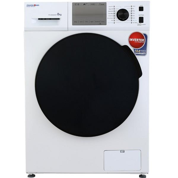 ماشین لباسشویی 8کیلویی پاکشوما مدل TFI-83404 WT با گارانتی پاک سرویس