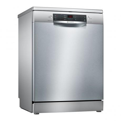 ماشین ظرفشویی ایستاده بوش مدل Bosch Series 4 SMS46M01B با گارانتی: سیهاوی/کاراگستر/کاسپین/مهستان/سناپویان