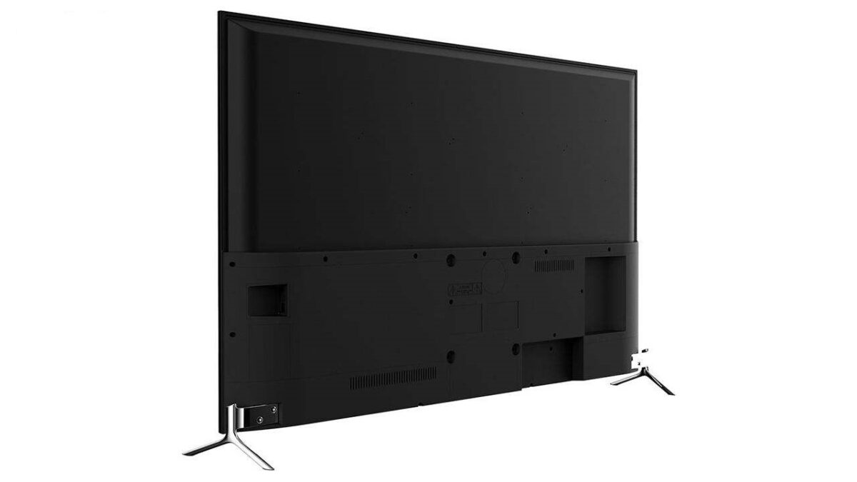 تلویزیون ال ای دی جی پلاس مدل GTV-55JU812N Ultra HD - 4K با ضمانت نامه گلدیران