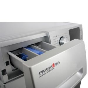 ماشین لباسشویی 8کیلوگرمی پاکشوما مدل WFI 83413 WT با ضمانت پاک سرویس