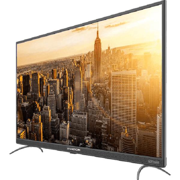 تلویزیون ال ای دی 49 اینچ ایکس ویژن Ultra HD - 4K مدل 49XTU725 با گارانتی مادیران