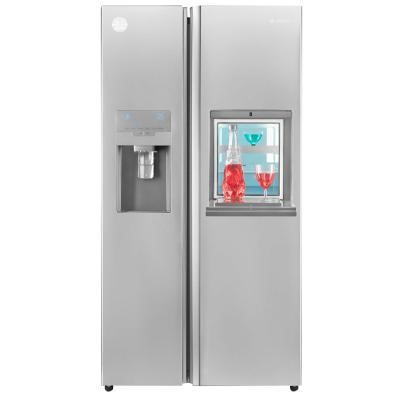 یخچال فریزر ساید بای ساید اسنوا مدل Hyper S8-2320SS با ضمانت نامه انتخاب سرویس