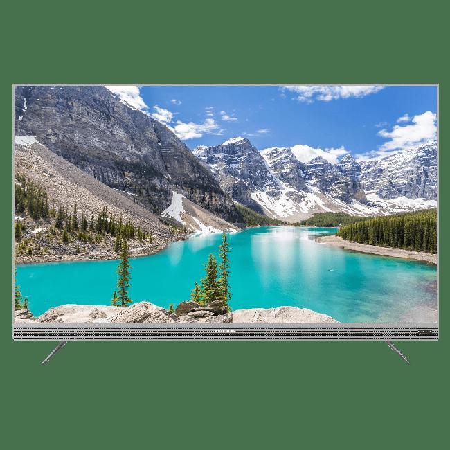 تلویزیون( ال ای دی) 49 اینچ 4K ایکس ویژن مدل 49XTU735  با گارانتی