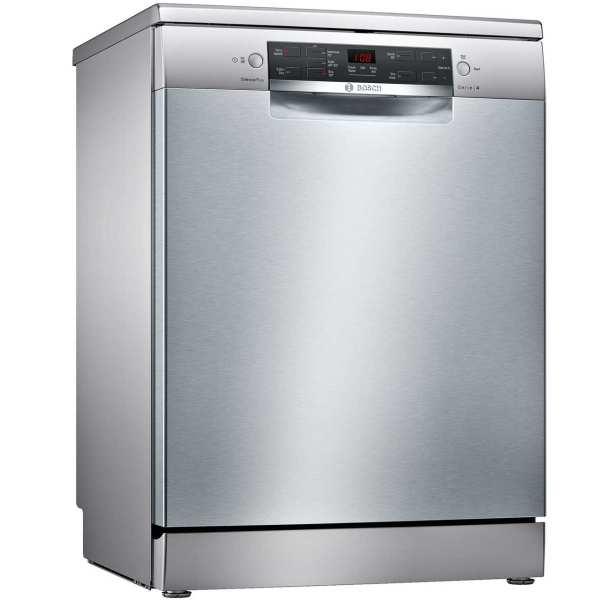 ماشین ظرفشویی ایستاده بوش مدل Bosch Series 4 SMS45I01B با گارانتی: سیهاوی/کاراگستر/کاسپین/مهستان/سناپویان