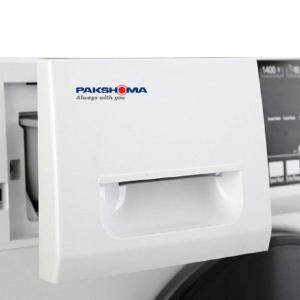 ماشین لباسشویی 8کیلویی پاکشوما مدل  TFU-83401 ST-8KG با ضمانت پاک سرویس
