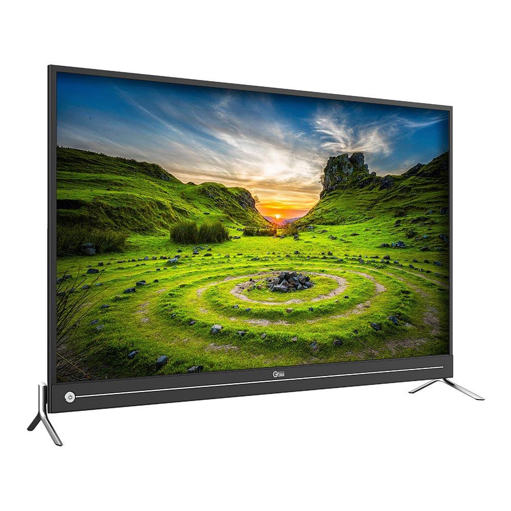 تلویزیون ال ای دی جی پلاس مدل GTV-49JU812N Ultra HD - 4K با ضمانت نامه گلدیران