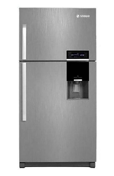 یخچال فریزر بالا اسنوا مدل S3-0271LW با ضمانت نامه انتخاب سرویس