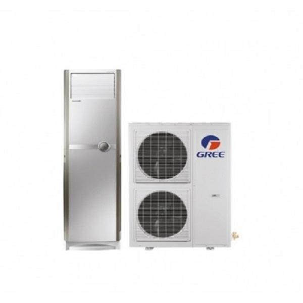 کولر گازی 36000 هزار ایستاده گری  سرد و گرم - مدل (Tower-J36H3 (N