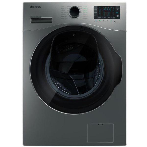 ماشین لباسشویی Wash in Wash اسنوا 8 کیلویی مدل SWM-842 با گارانتی