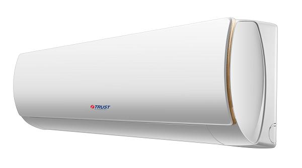 کولر گازی 24000 هزارسرد و گرم اینورتر تراست مدل TMINVTC-24H410A