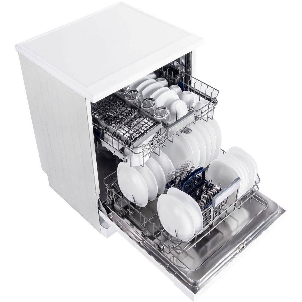 ماشین ظرفشویی اسنوا مدل SWD-226 W با گارانتی انتخاب سرویس