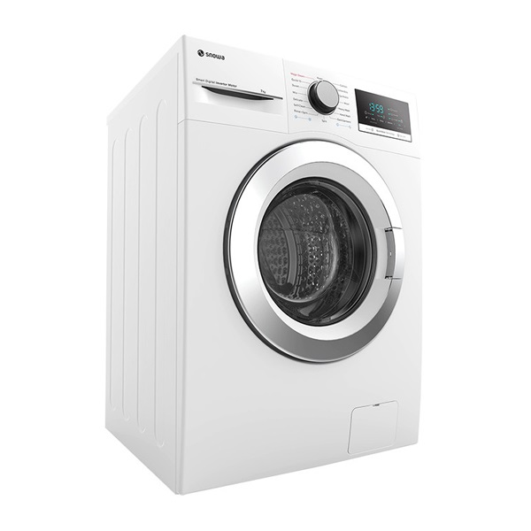 ماشین لباسشویی درب از جلو اسنوا مدل Snowa SWM-72301 -7Kg